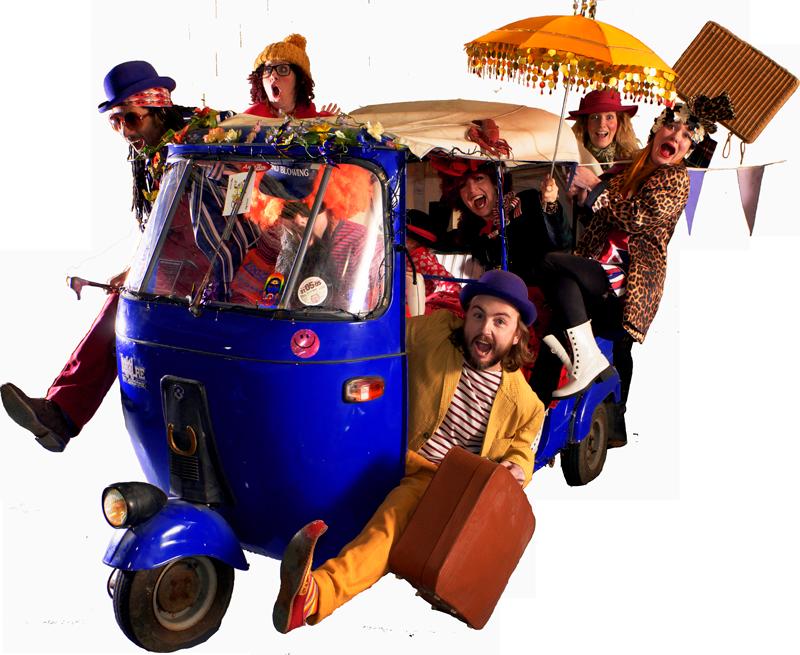The Art Car Bootique Gang