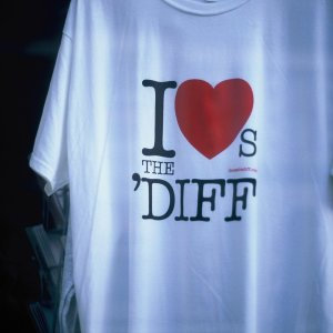 I Loves The 'Diff
