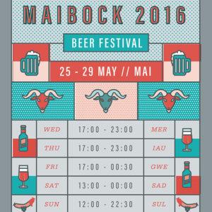 Maibock Festival Bar