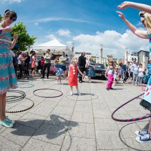 The Sparkle Hoop Troupe
