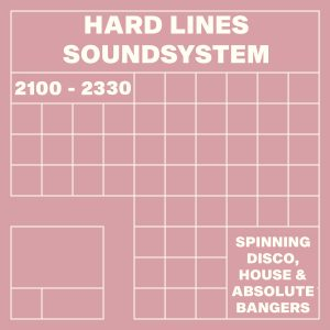 HARD LINES SOUNDSYSTEM